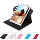 360 Rotating Leather Case Smart Stand Cover Wake Protector for Apple iPad Air 2