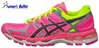 Asics Gel Kayano 21 Lite Show Women's Running Shoes Hot Pink/Safety Yellow