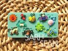 Insect silicone mold for fimo resin polymer clay fondant cake chocolate 261
