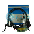 New 2015 Shimano Deore M615 Ice Technology Hydraulic Disc Brake set with Rotors