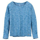 Timberland Earthkeepers Oversized Striped  Blue Top Womens (4914J 422) R23