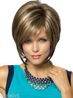 WIGS REESE BY NORIKO SHORT CLASSIC STRAIGHT SEXY TOUSLED BOB CHOPPY LAYERS CUTE