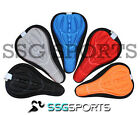 SSG BIKE BICYCLE COMFORTABLE SILICONE GEL CUSHION SADDLE SEAT COVER ACCESSORIES