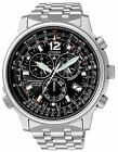 Citizen Promaster Radio Controlled Titanium Nighthawk Sapphire Watch AS4050-51E