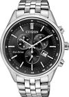 Citizen Eco-Drive Japan 100m Sapphire Chronograph Men's Watch AT2140-55E