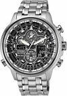 Citizen Eco-Drive Navihawk Global Radio Controlled Pilots Watch JY8030-59E