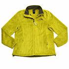 The North Face New Womens Osito Faux Fur Jacket Warm Olive Green New