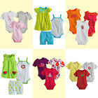 "NWT Vaenait Baby Newborn Infant 3-9months Bodysuit One-Piece Lots""Girls 3set"""