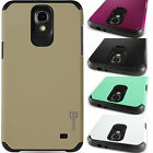 Hybrid Protective Shockproof Impact Phone Cover Case for Samsung Galaxy Mega 2