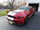 Ford : Mustang GT500 2013 ford mustang shelby gt 500 coupe 2 door 5.8 l