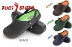 Mens Garden Kitchen Hospital Work Clogs Shoes Slip On Mules