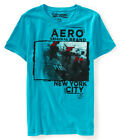 Aeropostale Mens Skar Photo Graphic T-Shirt