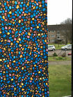 Premium 3D PAINTED Stained Glass Decorative Vinyl Privacy Static Window Film