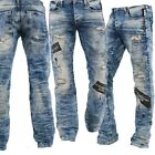 Redbridge by Cipo & Baxx Herren Jeans Hose R41018 destroyed NEU