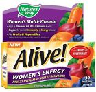 Nature's Way Alive! Women's Energy 30 Once Daily Tablets Complete Multi-Vitamins