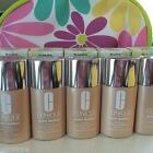 Full Size 1.0 oz Clinique Even Better Makeup SPF 15 Foundation Choose your Shade