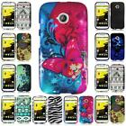 For Moto E LTE 2015 2nd Generation Design Snap On Plastic Cover Case
