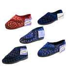 Mens Ladies touch close Washable Wide Fit Slipper Boots Shoes Slippers