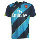 Puma Arsenal AFC 3rd Cup Replica Football Short Sleeve Shirt Mens 746452 04 R