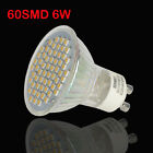 4 6 10X 6W 60SMD Led Bulbs Day/Warm White Spotlight Without Cover Lamp Bright UK