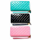 Womens Vintage Quilted Rockabilly Pinup Retro 50s Style Wallet Purse