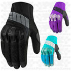 Icon Womens Overlord 2 Motorcycle Gloves
