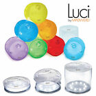LUCI INFLATABLE SOLAR LANTERN - BRIGHT LED LIGHT -  PORTABLE OUTDOOR WATERPROOF