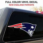 New England Patriots Decal Sticker Graphic, Car Truck - 2 Sizes $12.95 USD on eBay