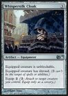 2x Manto Setabisbiglio - Whispersilk Cloak MTG MAGIC 2011 M11 Eng/Ita
