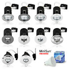 Fire Rated / IP65 Bathroom / LED GU10 Ceiling Spot Lights Spotlights Downlights