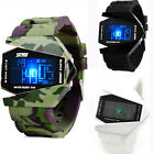 New Boy's/Girl's Fashion LED Aircraft Creative Wrist Watch Watches