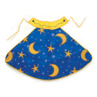 Childs Dress Up Wizards Cape and/or Hat fnt