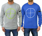 MENS DESIGNER FORAY CASUAL FITTED SWEATSHIRT JUMPER CREW NECK SWEATER SWEAT TOP