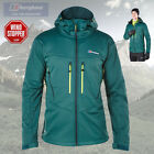 Berghaus Men's Winter Valparola Gore Windstopper Jacket - Authorised Dealer