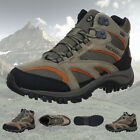 Merrell Mens Phoenix Mid Waterproof Walking Hiking Boots - UK 10