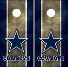 Dallas Cowboys Cornhole Board Decal Wrap Wraps