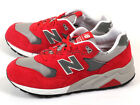 New Balance MRT580RD D Red & Grey & White Lifestyle Casual Running Sneakers NB