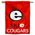 Southern Illinois Edwardsville Cougars Two Sided House Flag