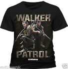 Official The Walking Dead Walker Patrol T Shirt S M L XL XXL NEW Daryl & Rick