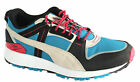 Puma Trinomic Trail Lo Blue Mens Boys Lace Synthetic Trainers 353826 05 - D18