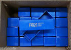 LOT OF 20 PCGS 20 SLOT GRADED COIN BLUE BOXES-SLIGHTLY USED-NO COINS-BOXES ONLY