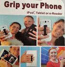 Text with one hand, for all Mobiles Tablets eReaders. Grip Your phone