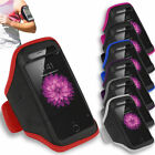 For APPLE iPHONE 6 - X Sports Running Jogging Gym Armband Case Cover Holder