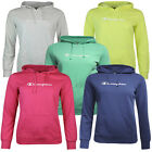 Champion Womens Hooded Sweatshirt Pullover Hoodie Activewear Jumper (108601)