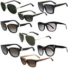 Valentino Mens Womens Cats Eyes Aviator Wayfarer Sunglasses (Valentino Box 1)