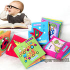 Lastest Intelligence development Cloth Cognize Book Educational Toy For Kid Baby