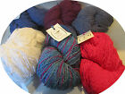 8 oz skeins - DYED IN THE WOOL Soft Cotton Terry Yarn - choose from 5 colors