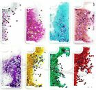 Glitter Bling Stars Liquid Novelty Colourful Case Cover For iPhone 6 4S 5 5S 5C