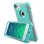 iPhone 7 Case Hybrid Hard Heavy Duty Shockproof Rubber iPhone 6s 7 8 Plus Cover