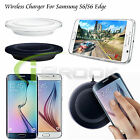 QI Wireless Charging Charger Pad For Samsung Galaxy S6/S6 Edge 2015 Black/White